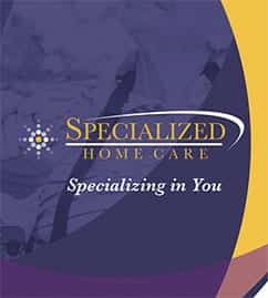 Specialized Home Care Brochure