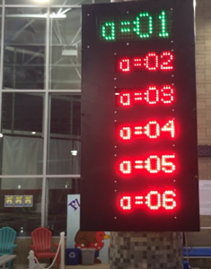 Timing Systems for Waterslides