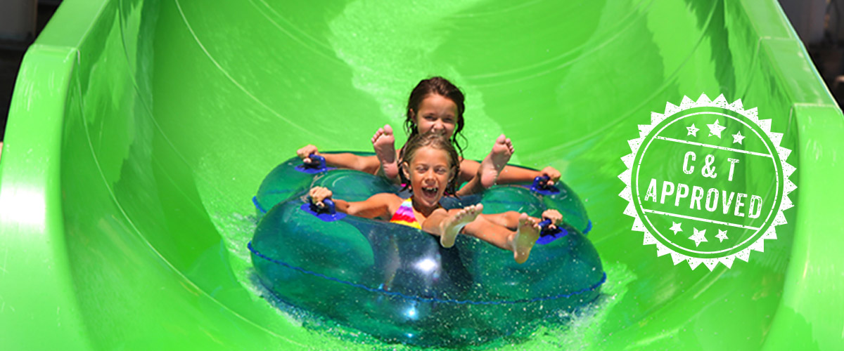 Commissioning & Training Waterslides & Aquatic Play Units