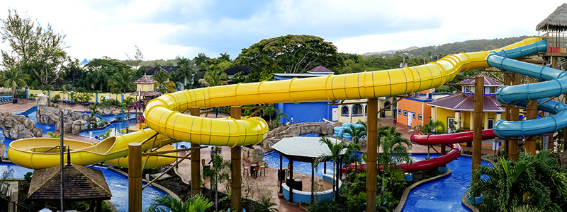 water slides manufacturing