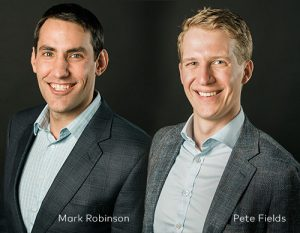 Mark and Peter