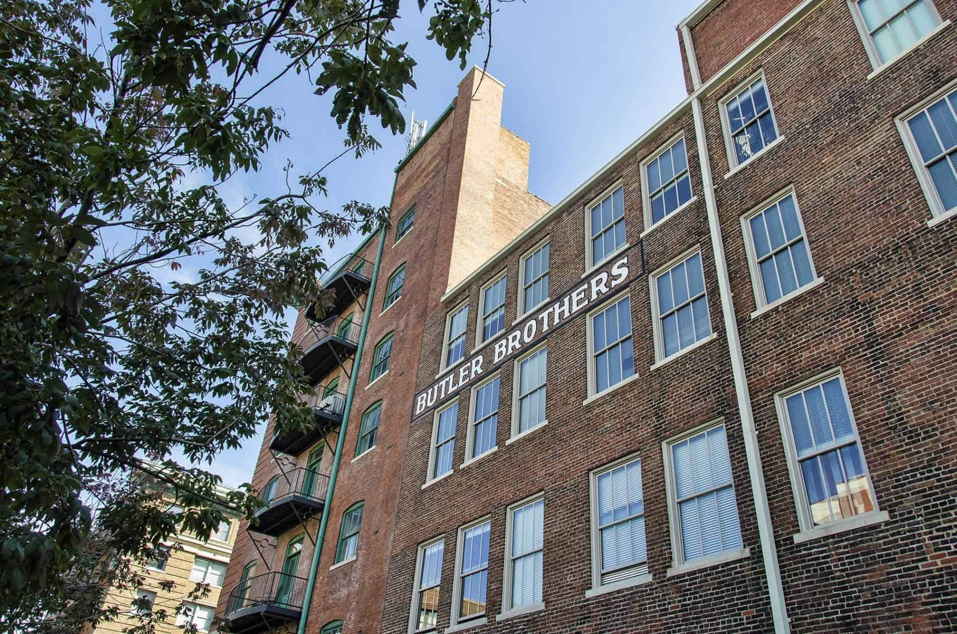 Butler Brothers Loft – Now Available